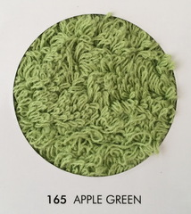 Коврик для унитаза 60x60 Abyss & Habidecor Must 165 Apple Green