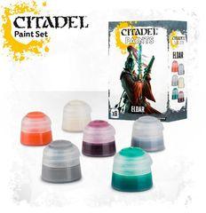 Citadel Paints: Eldar
