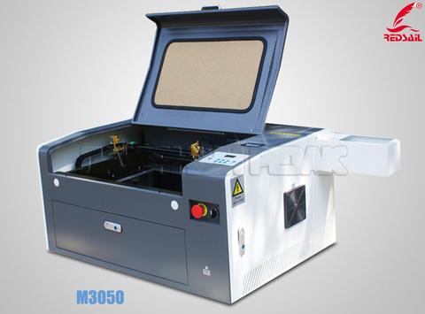 Лазерный станок для резки и гравировки M3050 Desktop