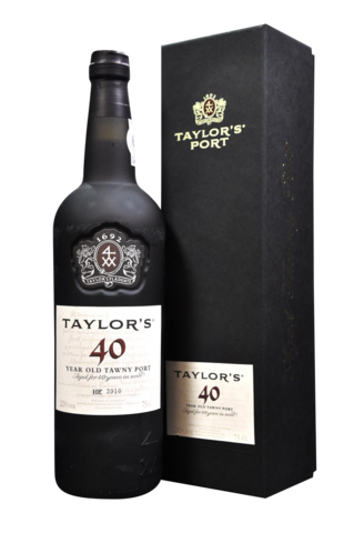 Taylor's 40-Year Old Tawny картон