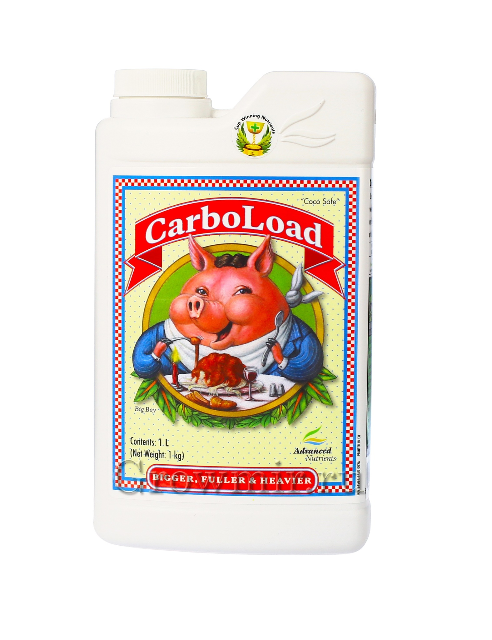 Стимулятор для роста и цветения CarboLoad Liquid (0.25мл, 0.5л, 1л или 5л)