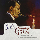 Stan Getz Quintets / The Clef & Norgran Studio Albums (Limited Edition)(3CD)