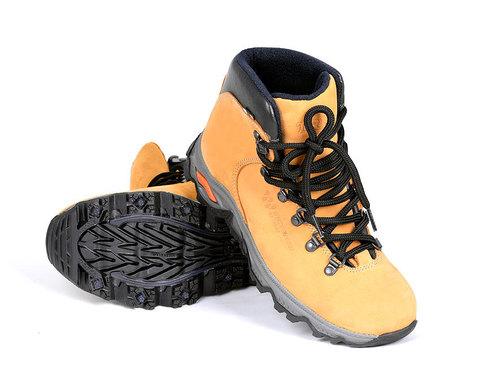 Ботинки TREK Хайкинг желтый