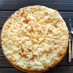 Хачапури с картофелем и сыром, 22 см / 350 г