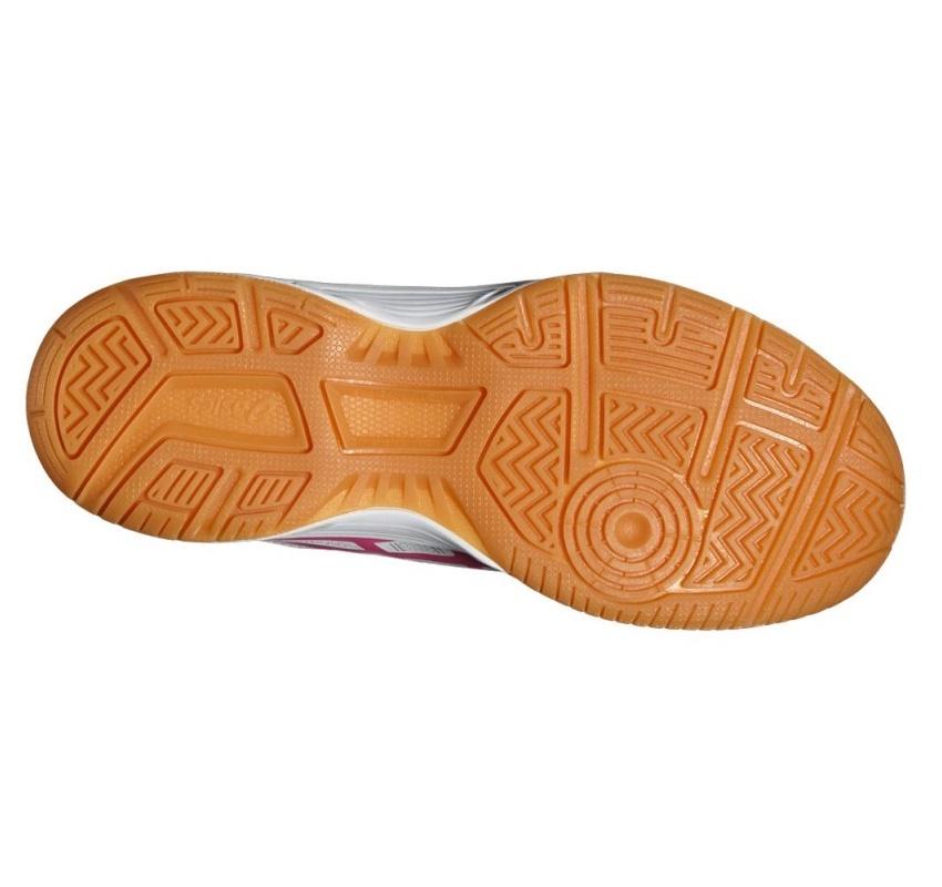 Детские волейбольные кроссовки Asics Gel-Upcourt GS (C413N 0120) для девочек фото