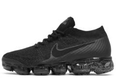 Кроссовки Мужские Nike Air Vapor Max Noir Black