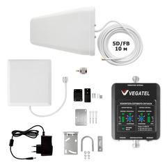 Усилитель сотовой связи VEGATEL VT-900E/3G-kit (дом, LED)