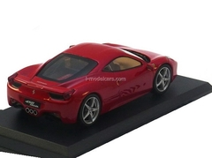 Ferrari 458 Italia red Eaglemoss 1:43