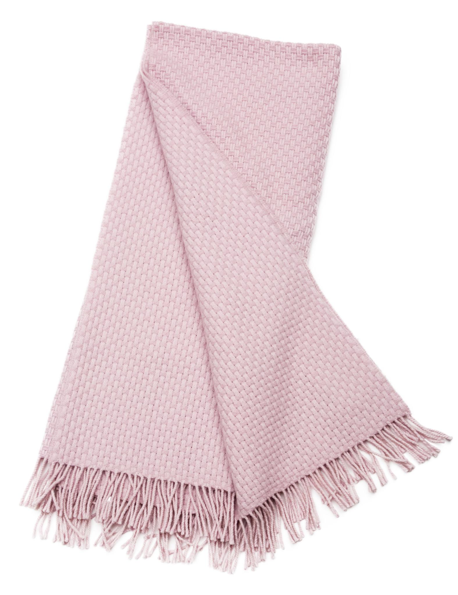 Плед 130х180 Lanerossi Cahemire Rose розовый