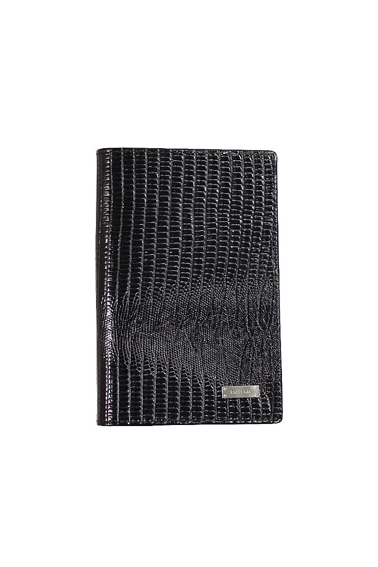 Обложка для паспорта Piacere 0108006 black