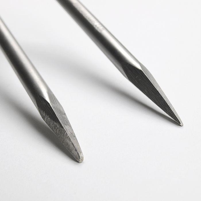 Вилы садовые прополочные, ручка 60 см Sneeboer