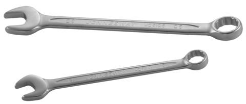 W26117 Ключ гаечный комбинированный, 17 мм