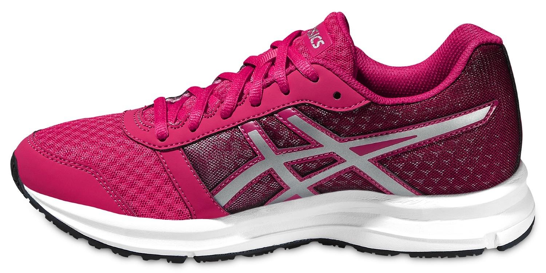 Женские кроссовки для бега Asics Patriot 8 (T669N 2193) розовые