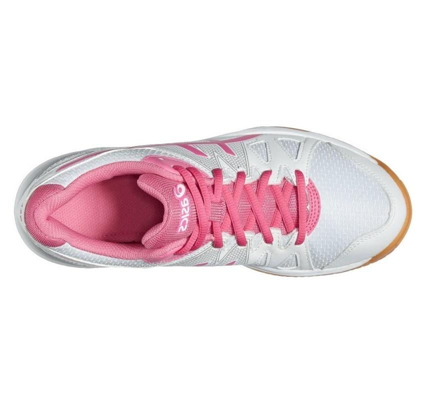 Школьные волейбольные кроссовки Asics Gel-Upcourt GS (C413N 0120) для девочек