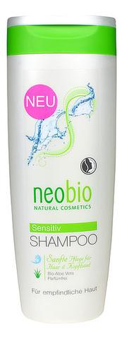 Sensitive Shampoo /ШАМУНЬ ДЛЯ ЧУВСТВИТЕЛЬНОЙ КОЖИ ГОЛОВЫ 250 мл ( NEOBIO)