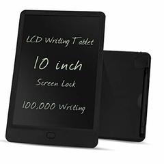 Writing tablet (black)