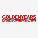 David Bowie / David Bowie Vs. KCRW - Golden Years (12' Vinyl Single)