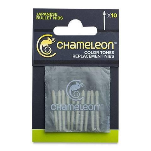 Набор перьев сменных Chameleon Bullet Tips, 10 шт.