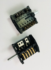 7-ми позиционный переключатель чугунной конфорки электроплиты Рика