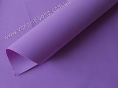 Фоамиран корейский экстра пурпурный (уценка)