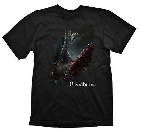 Футболка Bloodborne A Hunters Bloody Tool