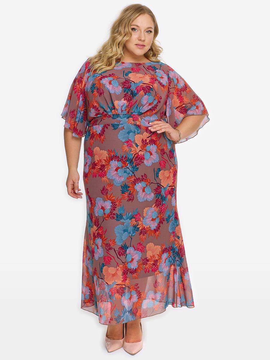 Платья Платье из шифона со свободным рукавом  200106 504dc5eb6c78b5458ec1fca3942ad441.jpg