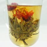 Китайский связанный чай «Цветочная корзина» вид-2