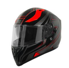 Шлем Origine Strada Graviter Красны-Черный XL (61-62)