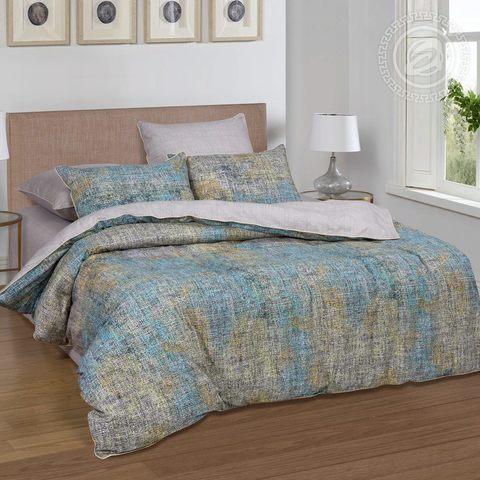 Комплект постельного белья 2 спальный Велюр Паула