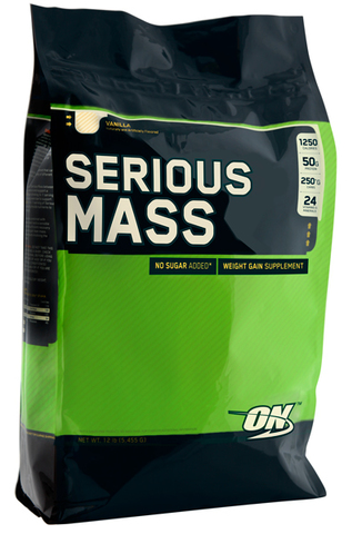 ON Serious Mass, 12 lbs.