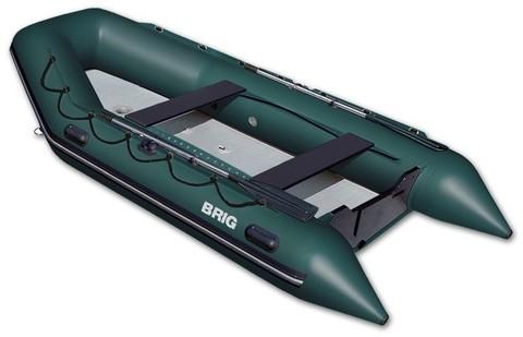 Надувная лодка BRIG B380W