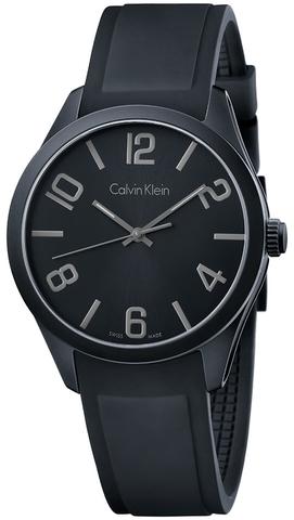 Купить Наручные часы Calvin Klein Colour K5E514B1 по доступной цене