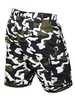 "Camo ""Tundra"" military shorts"