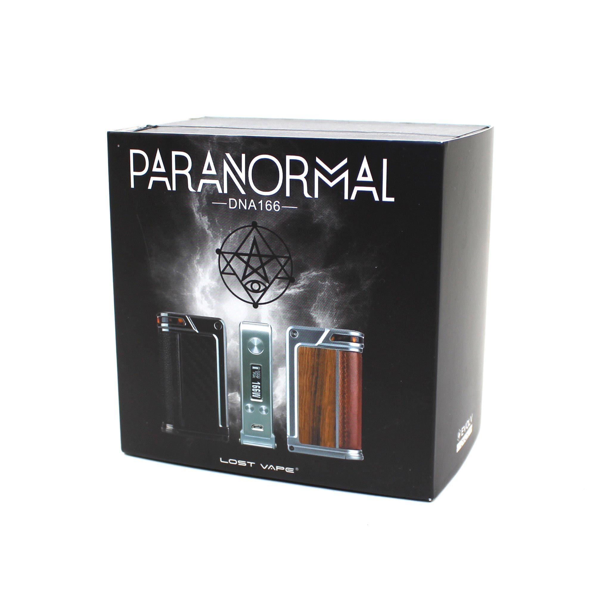 БОКСМОД Lost Vape Paranormal DNA 166 упаковка