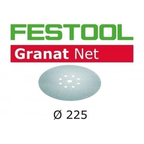 Шлифовальные круги Granat STF D225/8 P80 GR/25