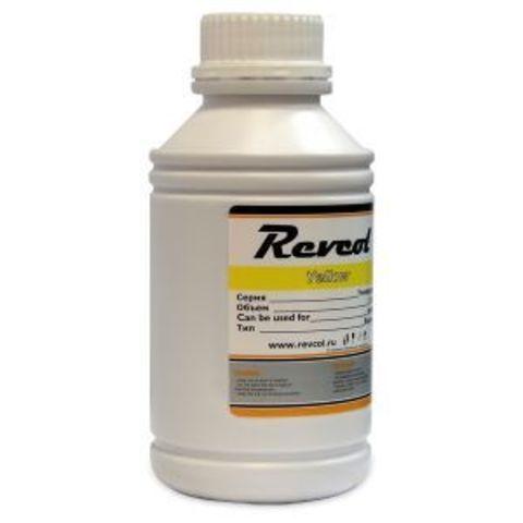 Чернила Revcol для epson, Yellow, Dye, 500 мл.