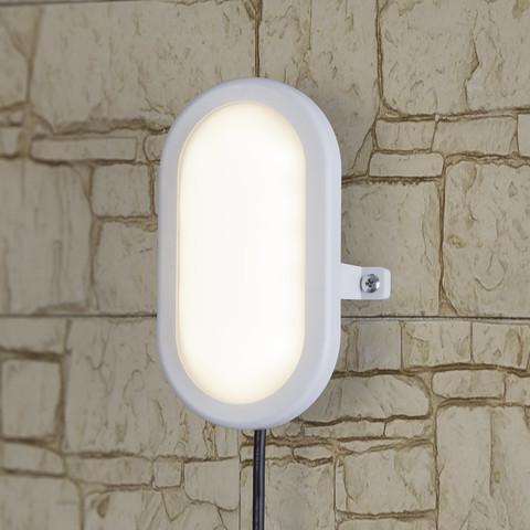 пылевлагозащищенный светодиодный светильник LTB0102D 17 см 6W