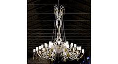 Italamp 745 30 Satin BP Sw_Elements Honey — Потолочный подвесной светильник