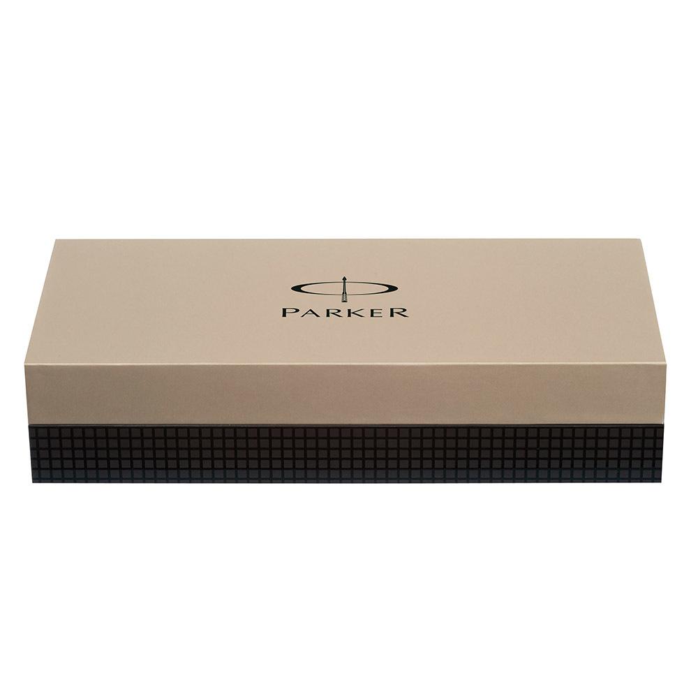 Parker Sonnet - PREMIUM Brown Rubber Lacquer PGT, ручка-роллер, F, BL