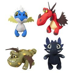 Dragons Defenders of Berk Plush with Sound