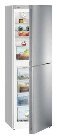 Двухкамерный холодильник Liebherr CNel 4213