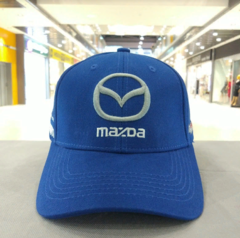 Бейсболка Мазда синяя (Кепка MAZDA)