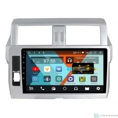 Штатная магнитола для Toyota Land Cruiser Prado 150 14+ на Android 8.1.0 Parafar PF347K
