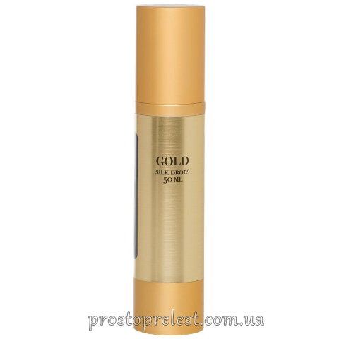 Gold Professional Haircare Gold Silk Drops - Капли для волос