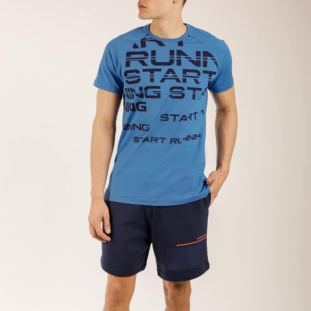 Мужская футболка E20K-11M103