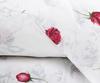 Постельное белье 2 спальное евро макси Mirabello Baccarat белое