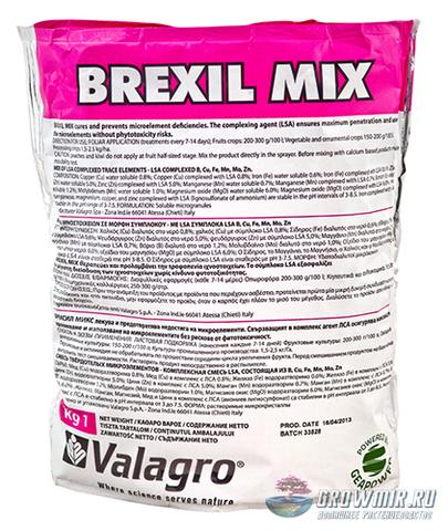 Brexil Mix (Комплекс микроэлементов) 25 гр. Италия
