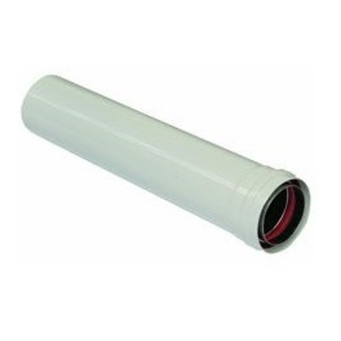 Удлинение полипропиленовое BAXI 200 мм, длина 1000 мм, HT