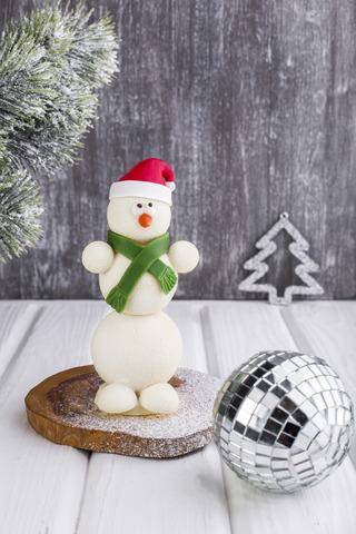 Шоколадный Снеговик - в продаже с 18.12.2019