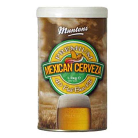 Солодовый экстракт Muntons Premium Mexican Cerveza (1,5 кг)